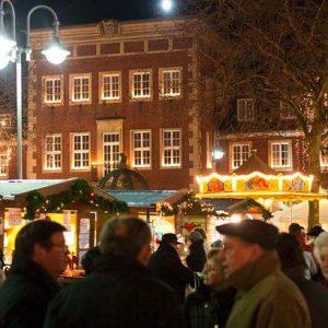 Weihnachtsmarkt in Stadtlohn