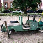 Spielplatz-Am-Kanonengraben-Münster-Holzauto (1)